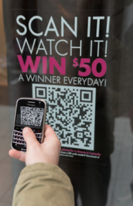 QR Codes, Moms, and Marketers