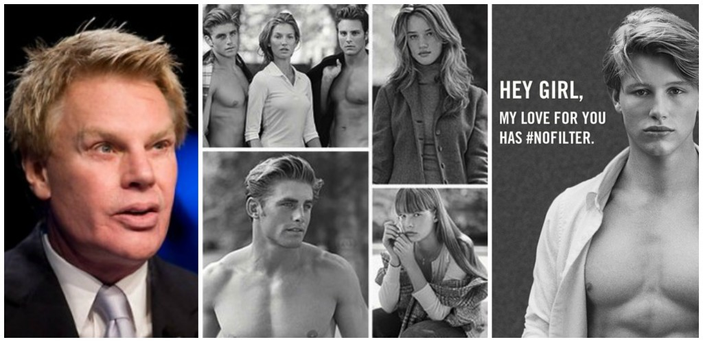 Is Abercrombie CEO Marketing to Moms?