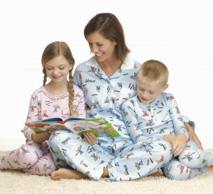 Marketing to Moms with Karen Neuburger Pajamas