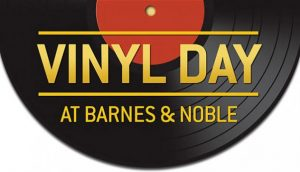 Vinyl Day at Barnes and Noble