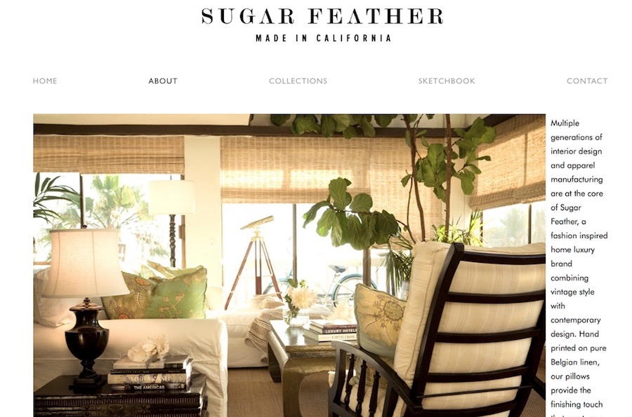Sugar Feather Brand Launch