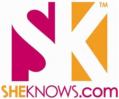 She Knows Website Logo